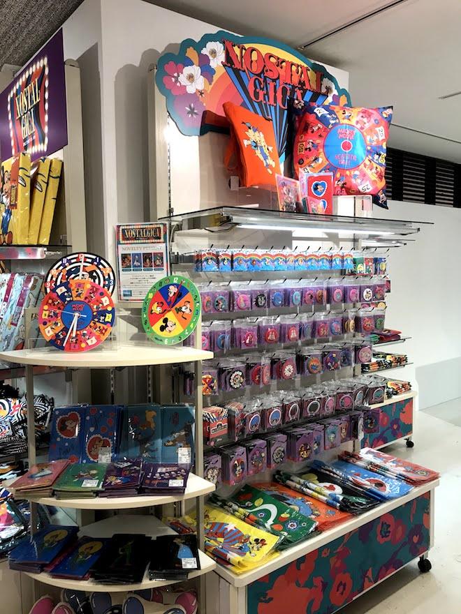2020年10月2日(金)から福岡市天神の福岡パルコ本館8F パルコファクトリーで、キデイランド福岡パルコ店のディズニー『ノスタルジカ』コーナーが展開されます。