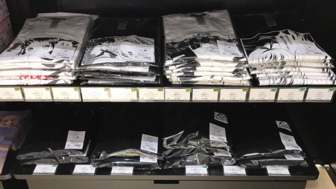 Tシャツなど - 咲15周年記念展