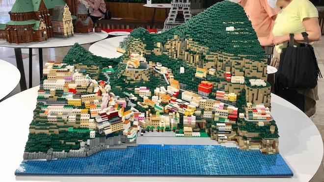 2021年6月2日(水)から14日(月)までの期間、福岡市のイムズでPIECE OF PEACE 『レゴ®︎ブロック』で作った世界遺産展 Part-4が開催