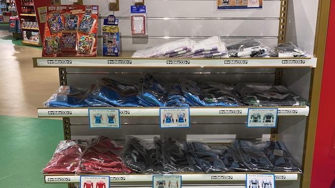 クロスブレイド ギガつよセット、グラフィックTシャツ、ロングスリーブなど