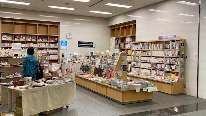 福岡市博物館1Fミュージアムショップ