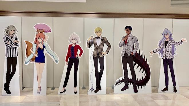 Fate/Grand Carnival POP UP SHOP