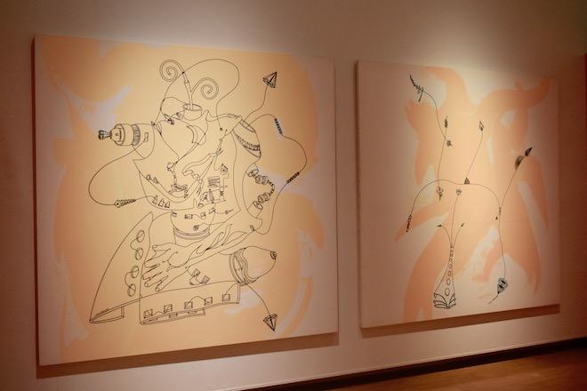 藤井フミヤ展が福岡アジア美術館で開催